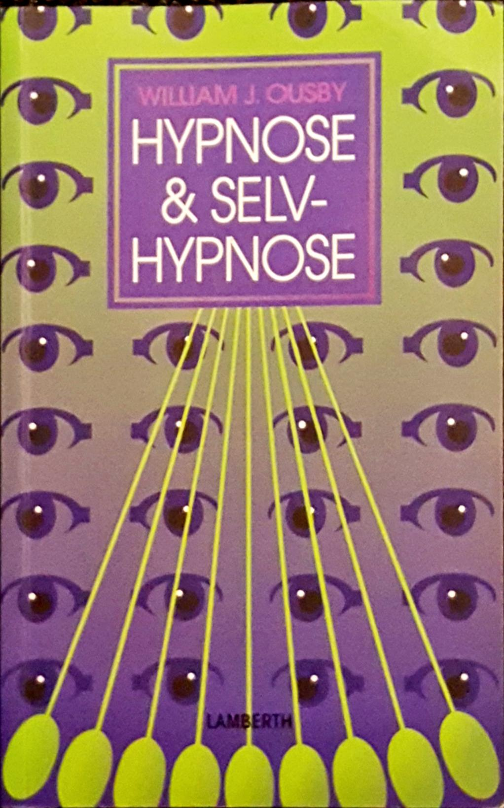 Hypnose & Selvhypnose Book Cover
