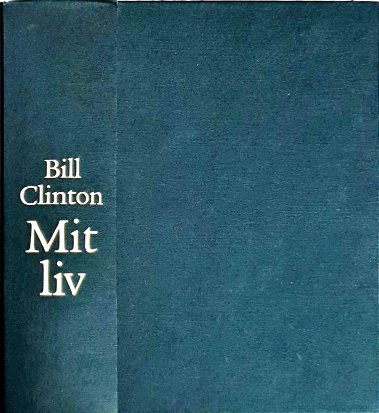 Mit liv Book Cover